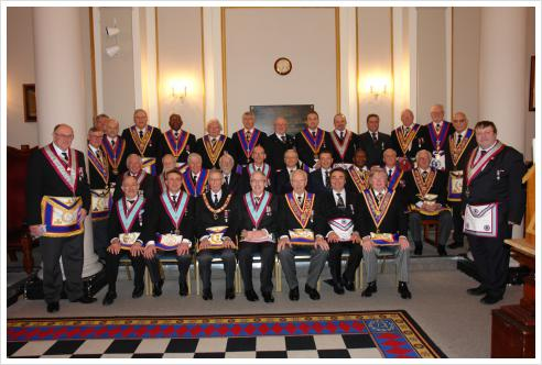 The PSGW visits Bon Accord TI Lodge