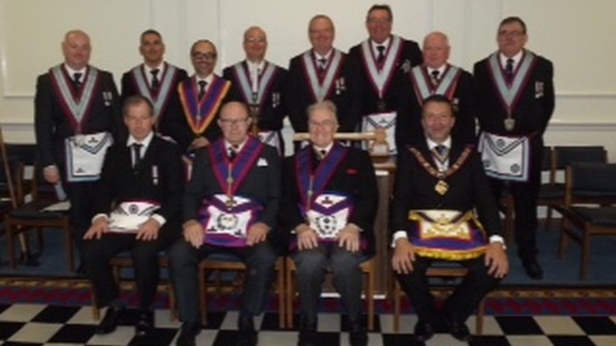 Thea Sinensis Lodge Meeting 22nd October 2015