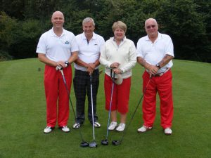 Mark Masons Golf Day Chobham Golf Course 17th September 2014