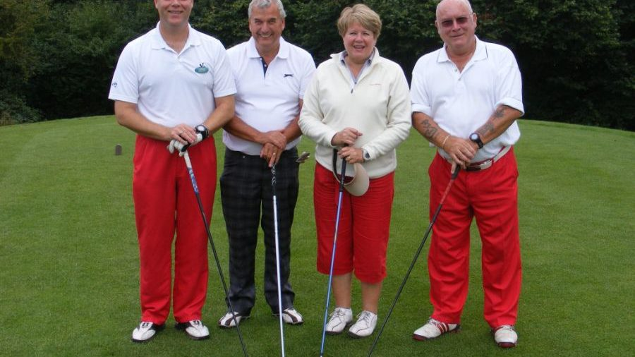 Mark Masons Golf Day Chobham Golf Course 17th September 2014