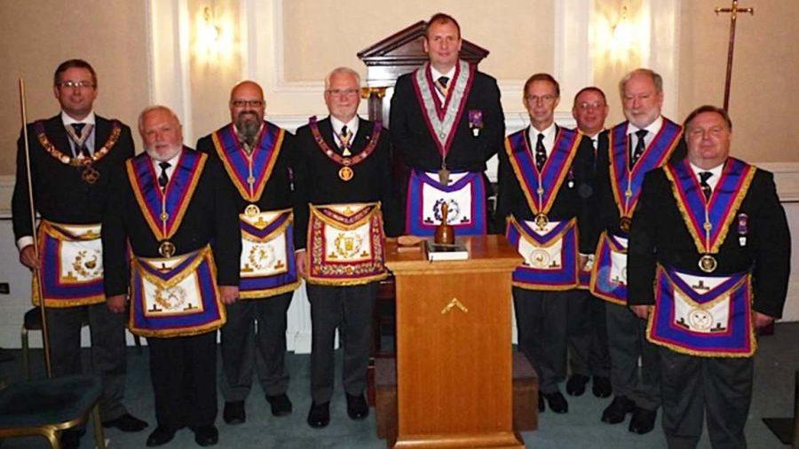 Irenic Lodge No 899 Full Team Visit 27th September 2013