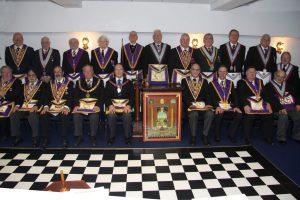 Commemoration Lodge No 109 14th Feb 2014