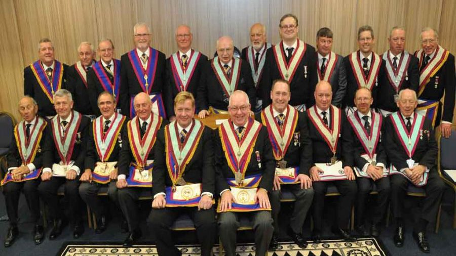 Guild of Freemen Mark Lodge No 647 Installation Meeting 2nd January 2014