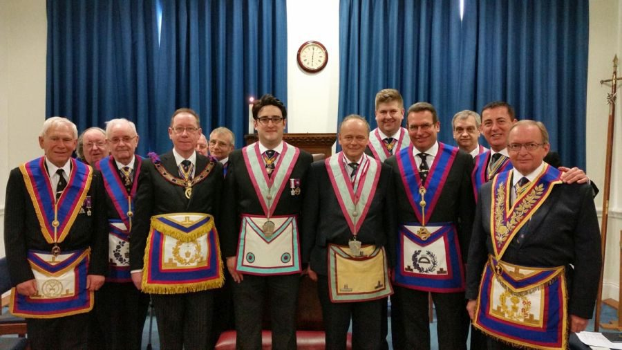 DepPGM Bill Divall and his Delegation visits Mapesbury Lodge