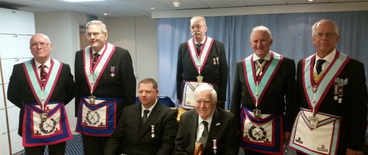 Assistance for a Double Advancement asked for and well delivered at Pickwick Lodge on Wed 15th June