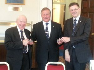 Friendship from Service Lodge No 1313