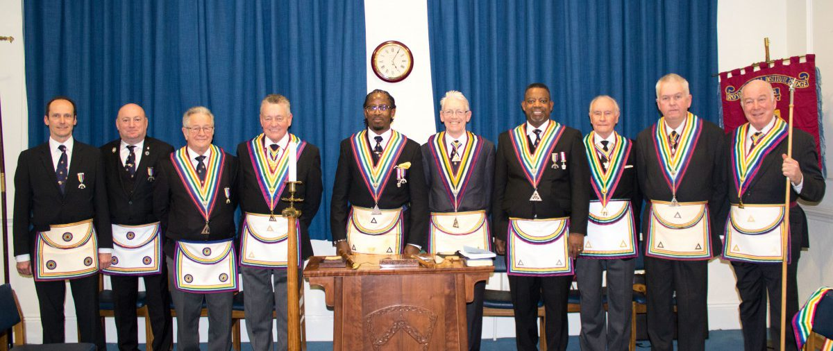 Royal Colonial Institute Lodge Nº 728 2nd December 2016