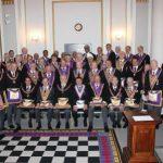 Bon Accord Lodge Delegation Visit 17 October 2013