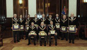 Metropolitan Grand Officers' Lodge of Mark Master Masons – No 2003  16th May 2014