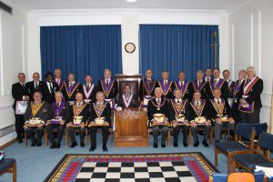 Connaught Army and Navy Lodge No 748