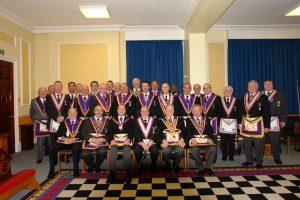 Maguncor Lodge No833 delegation