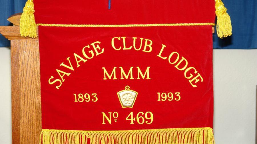 Savage Club  8th October 2104