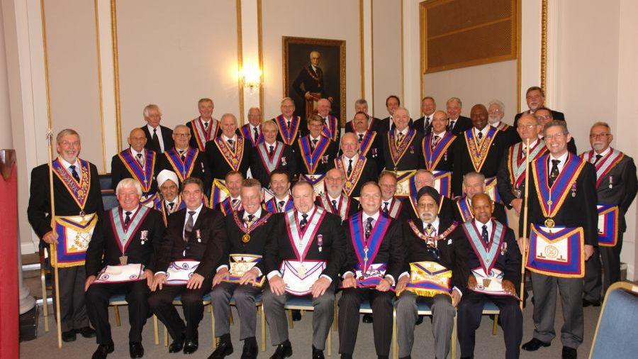 St Marks Lodge No 1 October 22nd 2014