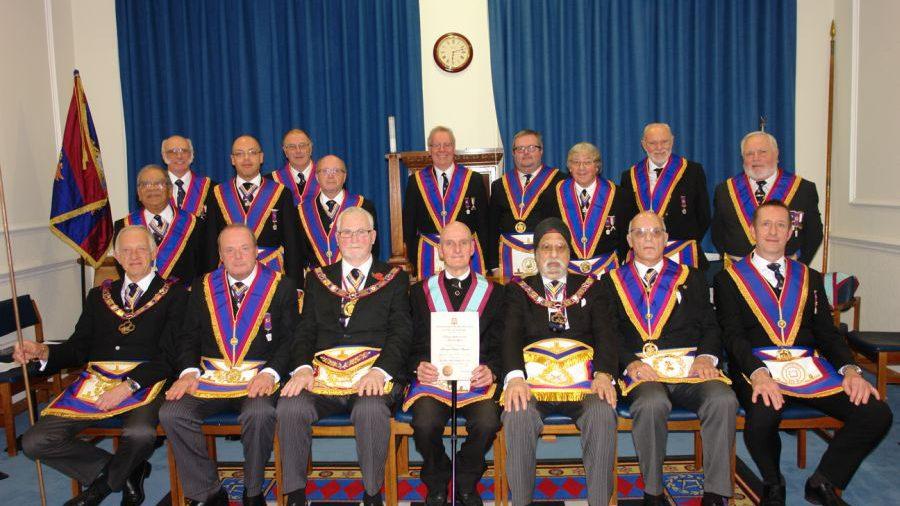 Full Team Visit - St John's Wood 1142 5th November 2014