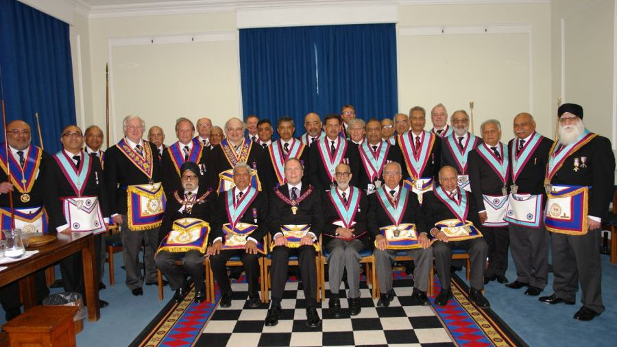 London East Africa Lodge 1604 16 May 2015