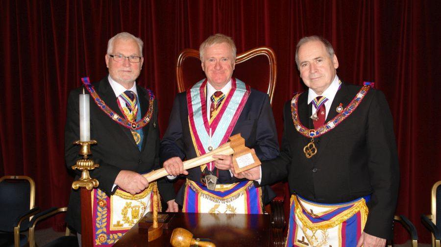 London Mark Provincial Grand Stewards' Lodge 30 November 2015