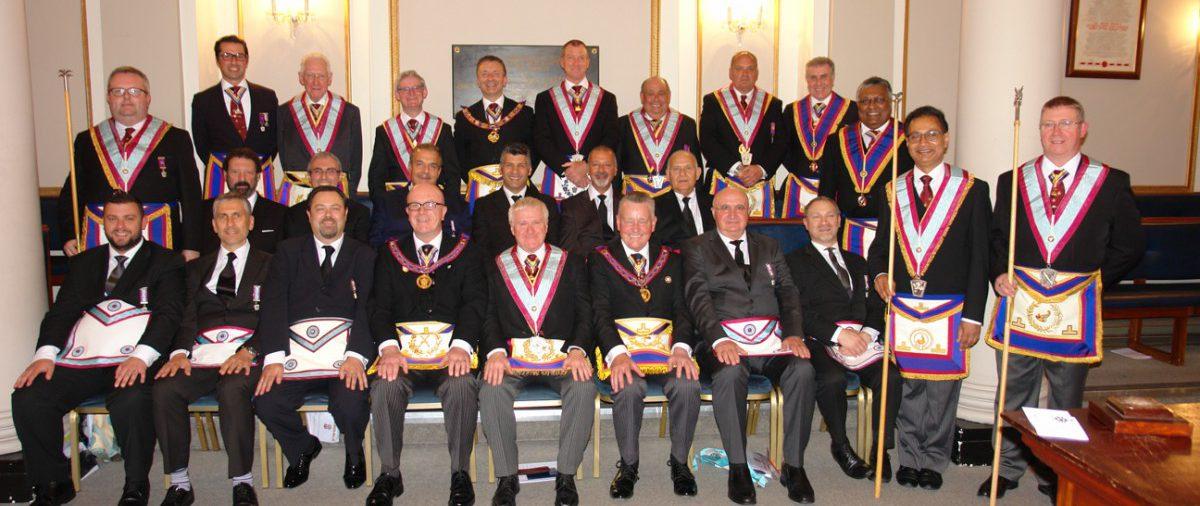 Provincial Grand Stewards Lodge 02/06/16