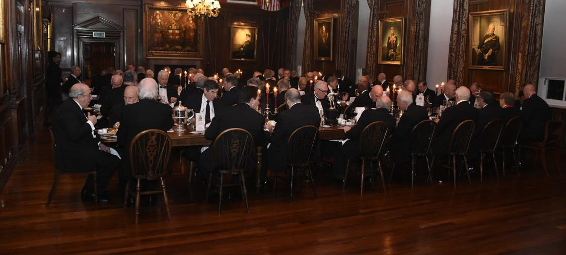Provincial Grand Officers Mess Celebrates 21 Years of Success with a great evening at the HAC