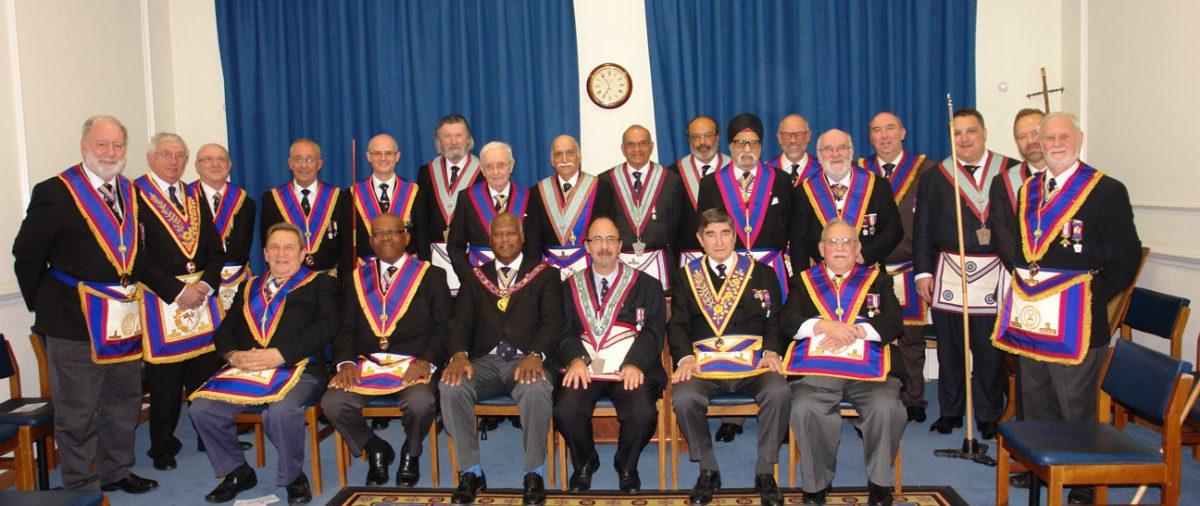 Halcyon Mark Lodge 1118 17th November 2016