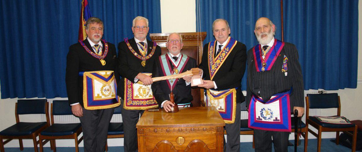 University of London Mark Lodge No. 1389 8th December 2016