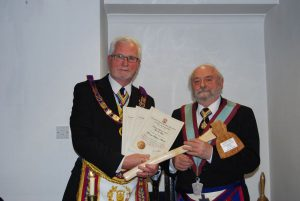 A Very Special Occasion at Commemoration 1091