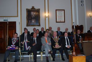 Another highly successful Mark Awareness Evening at Mark Masons' Hall, 29th April 2014