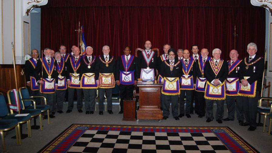 Full Team Visit to Kelvin Lodge on 24th March 2015.   What a lovely evening.