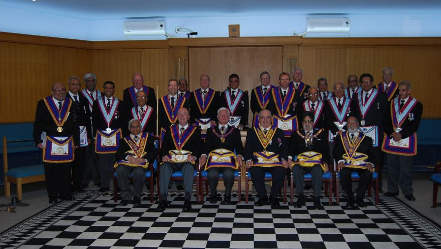Another great night at Equator RAM and Mark for APGM Keith Florence and his Delegation. Friday 15th May 2015