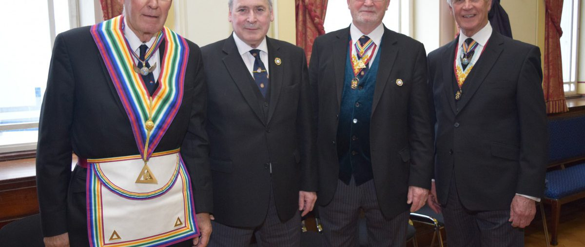 """Grand Master's Lodges of Instruction Festival """"London Pride"""" Friday 29th April 2016"""