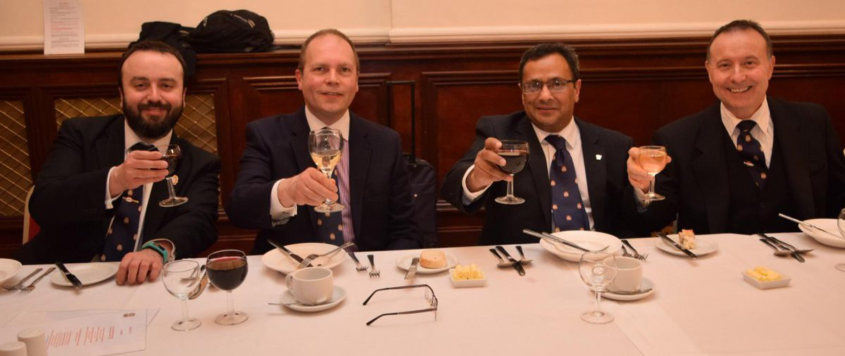 APGM Paul Muston and his Delegation visit Prince Leopold Lodge on 21 March 2016