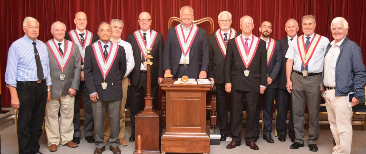 Grand Master's Lodge of Instruction First Meeting of the new Season on 5th September 2016
