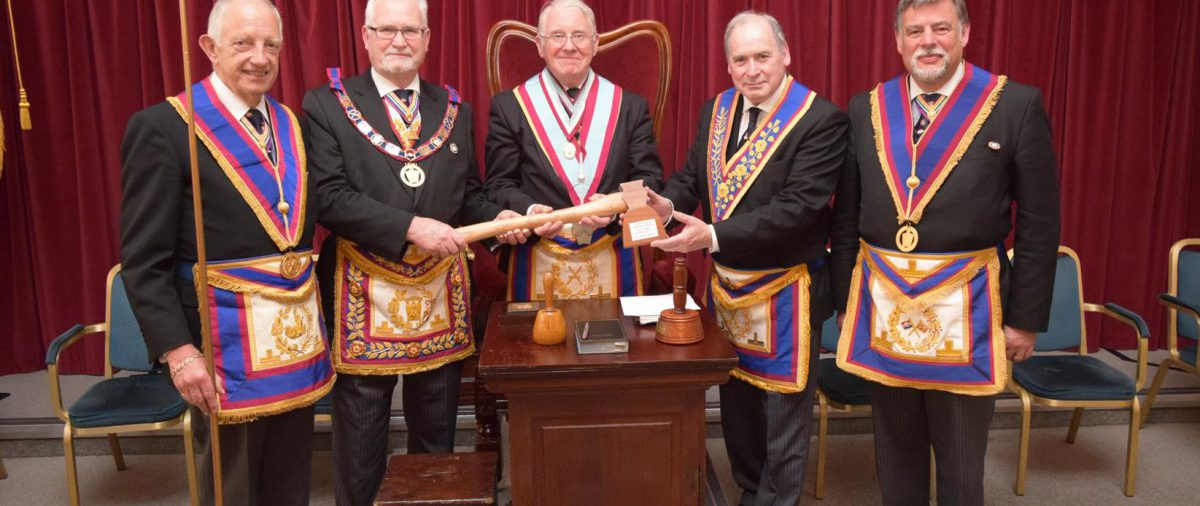 PGM David Ashbolt and a Delegation or Two visit Old Kent TI on Monday 21st June