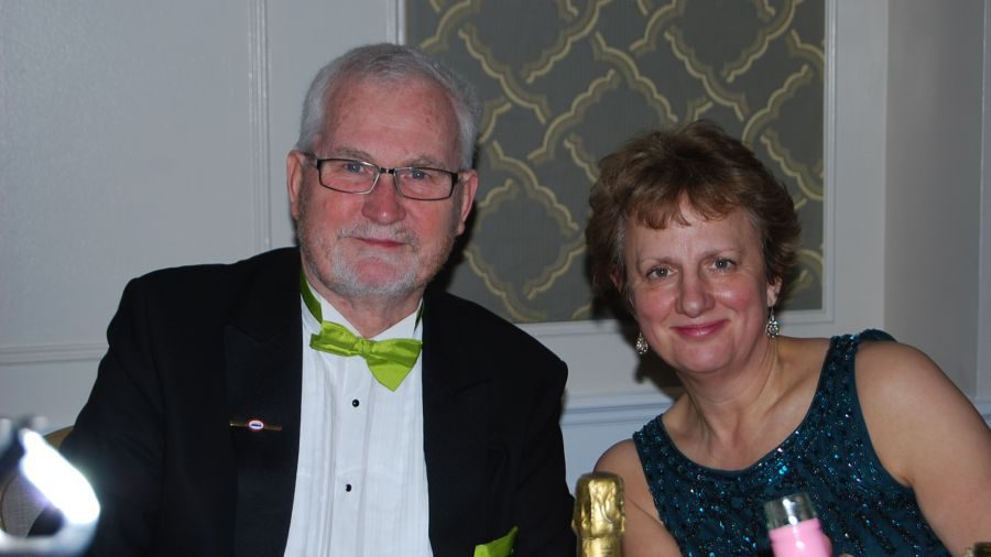 The Provincial Burns Night Supper at Bournemouth - A night to remember. (Click here to open)