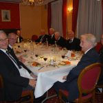 Camden Lodge visit by APGM Keith Florence and Delegation