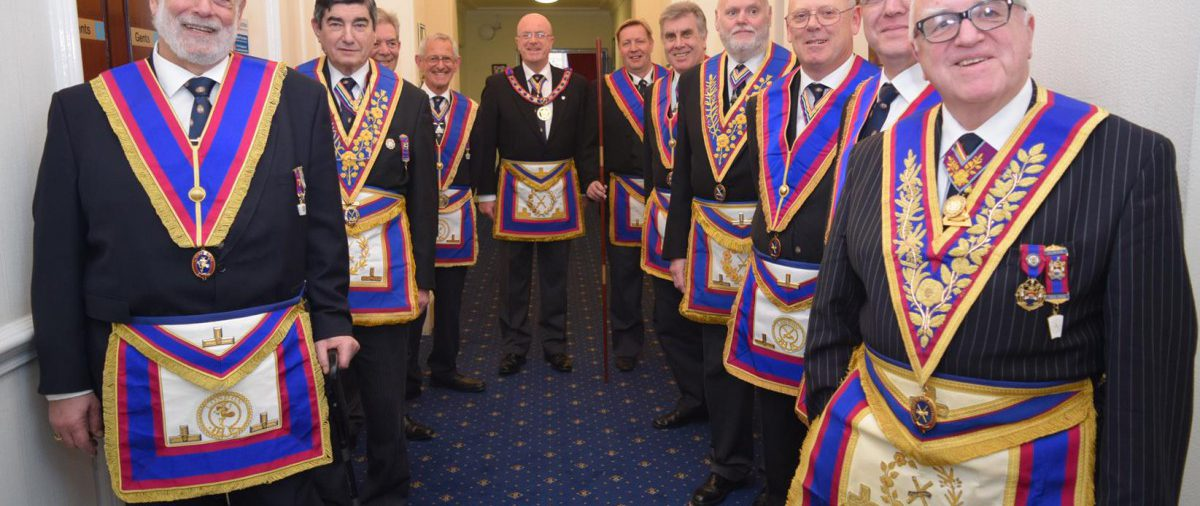 APGM Tom Quinn's visit to Kelvin Lodge on Tuesday 22 March proves a resounding success for everyone.