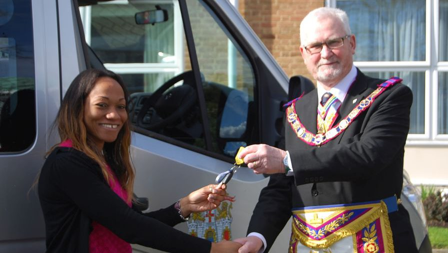 Third Mini-Bus presented on Tuesday 3rd March at Prince George, Chislehurst. (Click here to open)