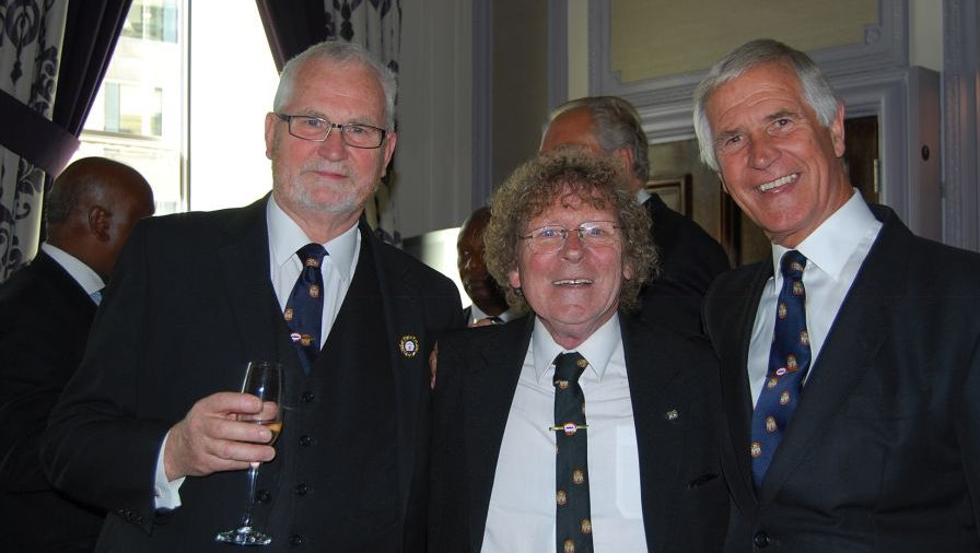 Photos from the London Mark AGM 9th July 2015