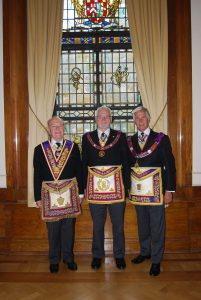 """Provincial Grand Lodge of Mark Master Masons of London Annual Meeting, July 10th 2014. Most definitely the """"Jewel in the Crown""""."""