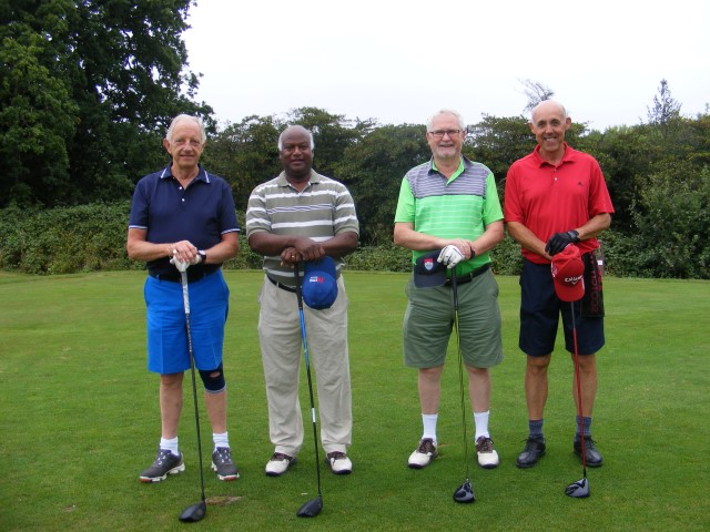 London Mark Golf Day (Another success story)