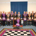 Prov GSW Shane Whelan visits Panmure Lodge No. 139
