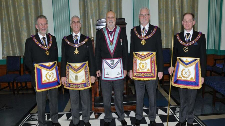 Guild of Freemen No 647 Centenary Meeting 28th November 2013