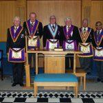 Provincial Grand Junior Warden, Tim MacAndrews, and his Delegation welcomed at Henniker Lodge 315. 7th November 2014