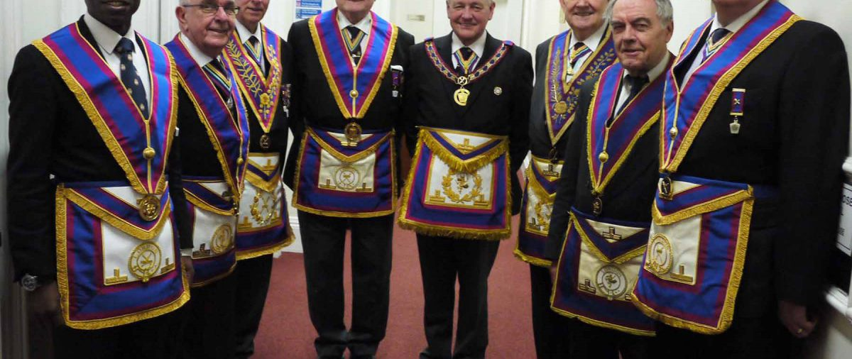 Royal Colonial Institute welcomes APGM Henry Hobson and his Delegation 11 March 2016