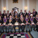 Hibernia Lodge delegation 17th March 2014