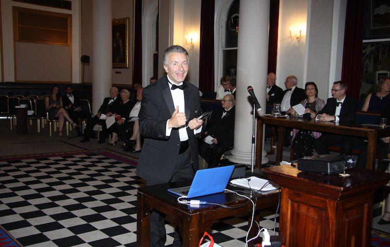 Bond Evening 29th October 2016  PART 2