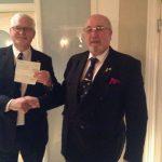 Vaudeville Lodge No 801 PLUS 500 CLUB DRAW 24th June 2014