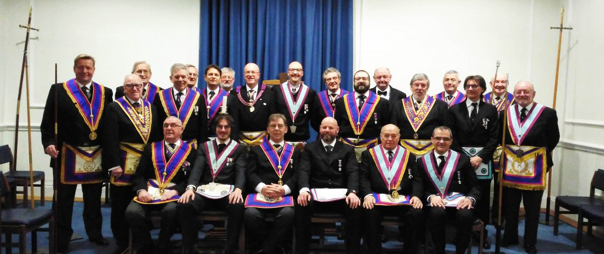 APGM Tom Quinn & Delegation on their visit to Ethical Lodge 7 March 2016