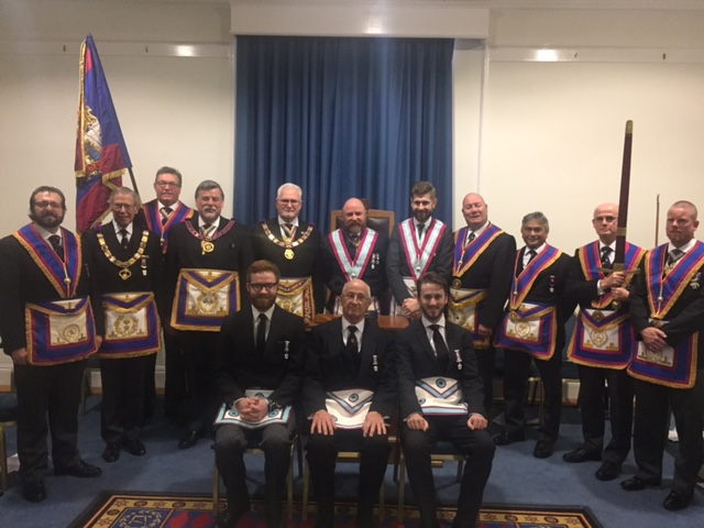 Full Team Vist by PGM David Ashbolt & Delegation to Clemency Lodge on 14th January 2017