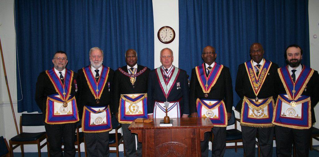 APGM V W Bro Jerry Gangadeen visits Prudence & Verity Lodge N0 932 - 15th February 2016