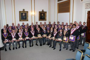 The London Mark Provincial Grand Stewards' Lodge No 1870 – 29 November 2013